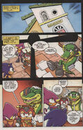 Sonic X issue 16 page 4