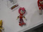 Sonic Boom Amy Plush TOMY