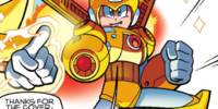 Super Armor Mega Man
