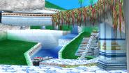 Blue Coast Background 1