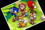 Sonic Advance 3 Ending