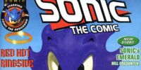 Sonic the Comic Issue 108
