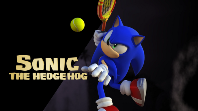 File:Sonic (SEGA Superstars Tennis Opening).png