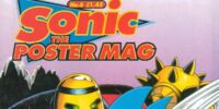 Sonic the Poster Mag Issue 6