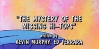 The Mystery of the Missing Hi-tops