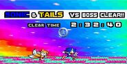 Sonic Advance 3 Results