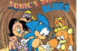 Sonic the Hedgehog: Sonic's Shoes Blues