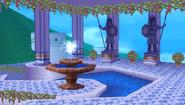 Blue Coast Background 3