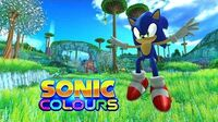 Sonic Colors - Planet Wisp Act 1 Full HD 1080p 60 FPS