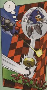 Newtron-Spring-Sonic-X-Comics