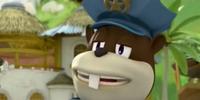 Beaver Policeman