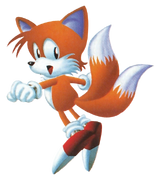 Sonic-Chaos-Tails-II