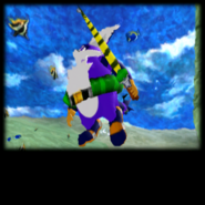 Sonic Adventure Credits (Big 14)