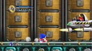 Flying Eggman in Egg Station HD