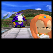 Sonic Adventure Credits (Big 19)