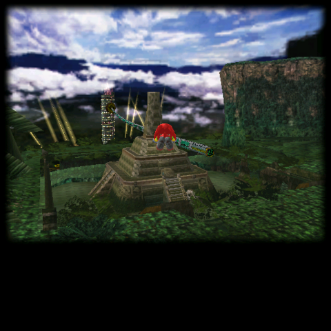 File:Sonic Adventure Credits (Knuckles 22).png