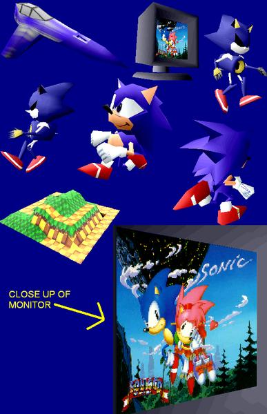 Sonic X-treme | Sonic News Network | Fandom powered by Wikia