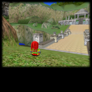 Sonic Adventure Credits (Knuckles 21)
