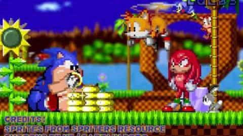 Sonic's Tasty Rings