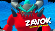 Zavok Master of Chaos