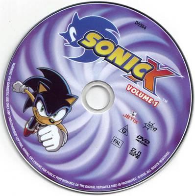File:Sonic X Volume 1 AUS DVD.jpg