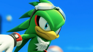 Jet in Sonic Free Riders