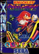 Knuckles chaotix ukbox