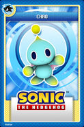 Chao Card