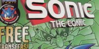 Sonic the Comic Issue 127
