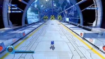 Sonic Colors - Terminal Velocity Act 1 HD