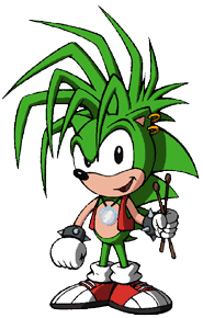 Manic the Hedgehog | Sonic News Network | Fandom powered ...