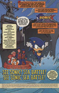 Sonic X issue 2 page 1