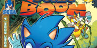Archie Sonic Boom Issue 4