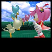 Sonic Adventure Credits (Amy 23)