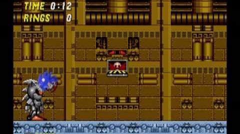 Sonic the Hedgehog 2 Death Egg Zone Credits