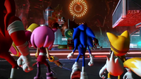 Team Sonic vs Lyric