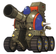 Eggbombertank