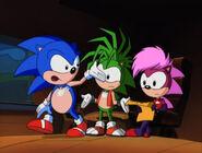 Sonic refuses