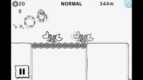 Sonic the Sketchhog - iPhone Gameplay