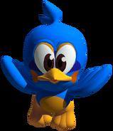 Blue-flicky-render
