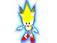 Sonic R artwork Super Sonic