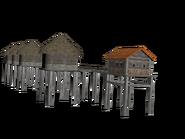 Tiki hut