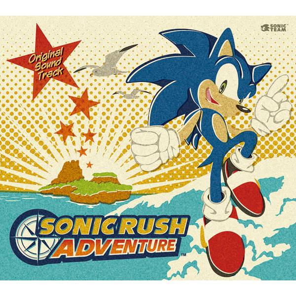 Sonic Rush Adventure Original ...