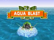 Aqua Blast title