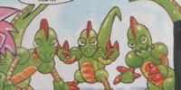 Newtron (Sonic the Comic)