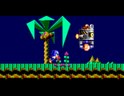 Sonic in Sonic Chaos