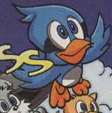 File:Flicky Sonic X comic.png
