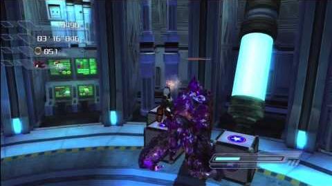 Sonic the Hedgehog 2006 Aquatic Base (Shadow) 1080 HD