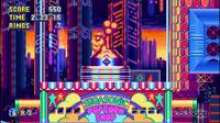 SegaSonic Popcorn Shop in Sonic Mania
