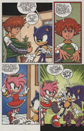 Sonic X issue 17 page 3